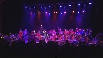 Holiday concerts, all over the state