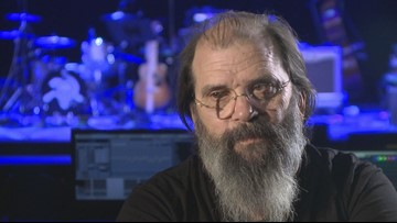 Steve Earle's reluctant move from singing to acting