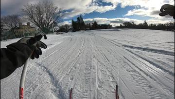 Purpose-built trails attract winter warriors