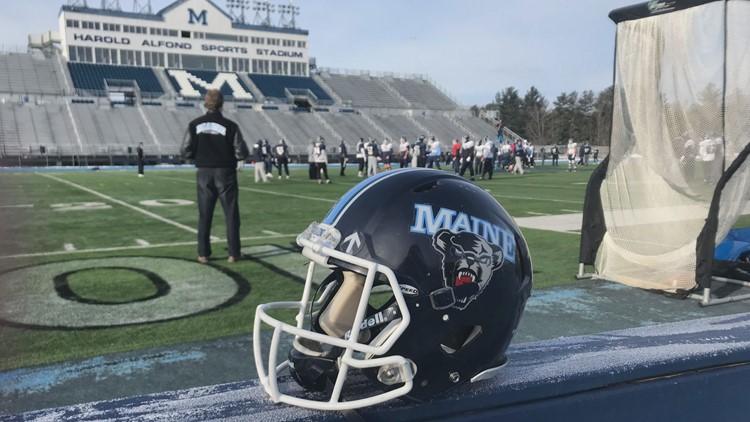 Maine's 'Black Hole' defense helping the team make history