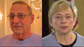LePage blasts Mills' push to halt finalization of contracts