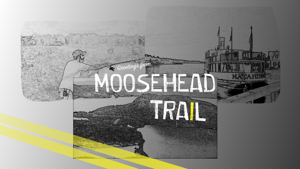 Maine by the Mile: E5 'Moosehead Trail'