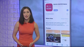 How to find closings and delays on NEWS CENTER Maine app and website