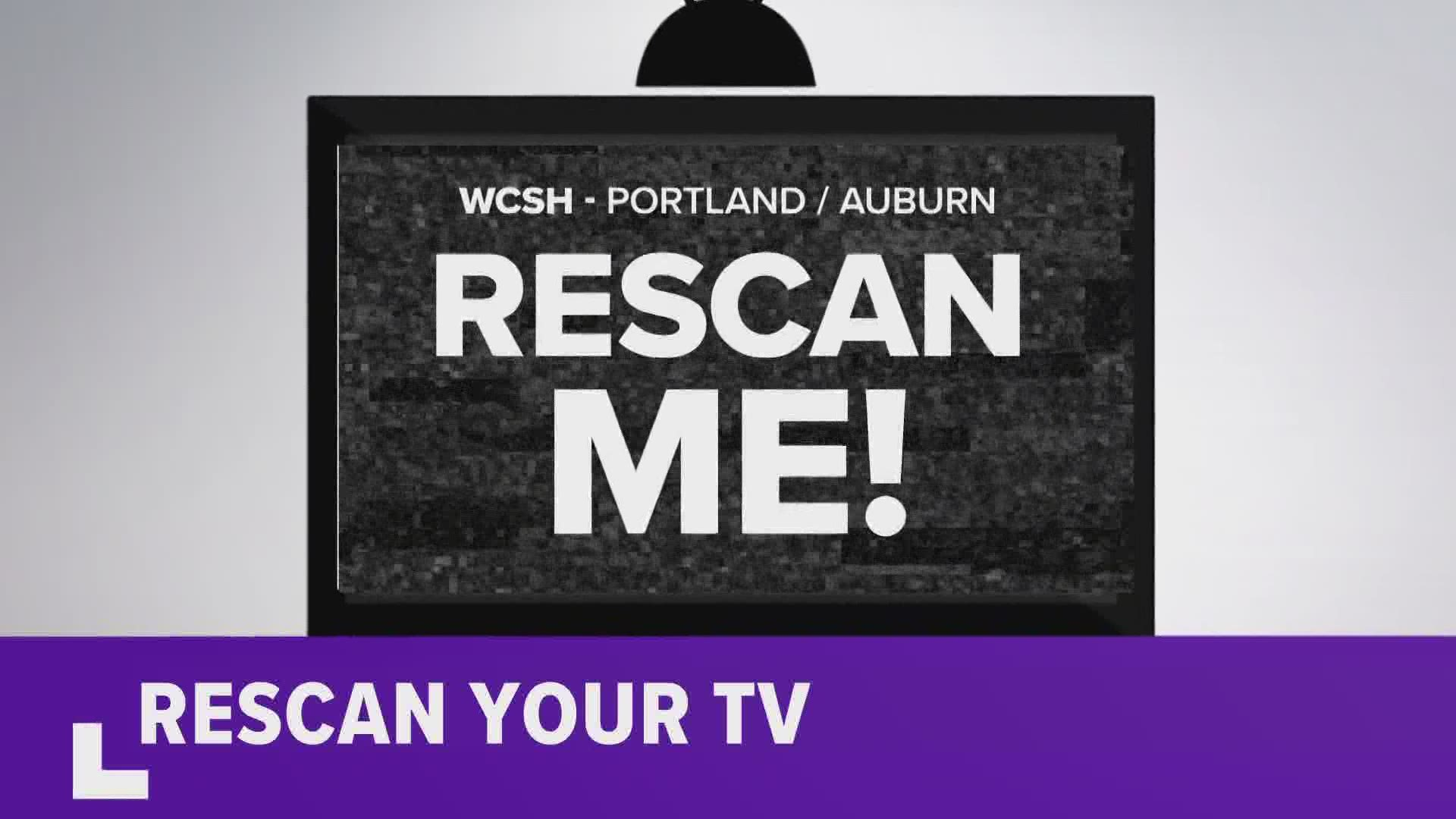 We Ve Activated Our New And Improved Maine Tv Antenna Newscentermaine Com