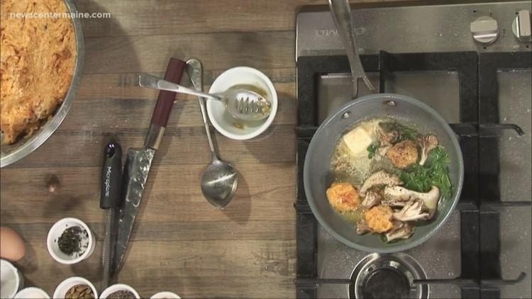 Butternut Gnudi, a pasta substitute to make at home.