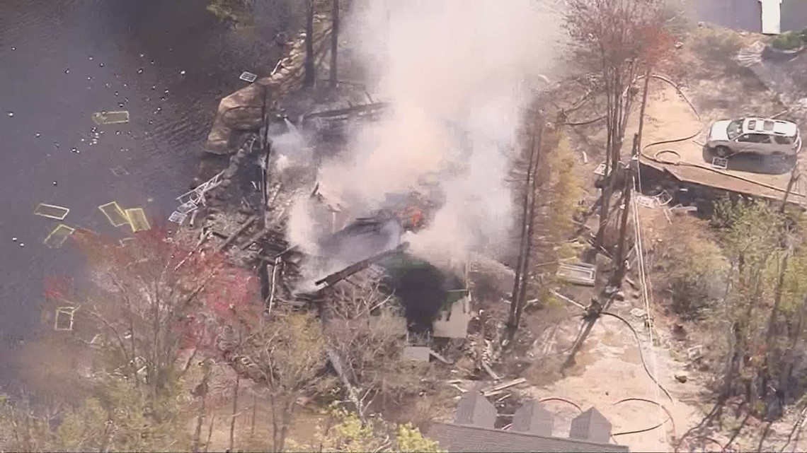 NH house explosion under investigation
