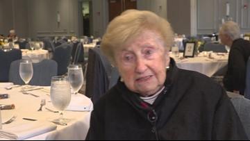 Bella Cowan turns 100
