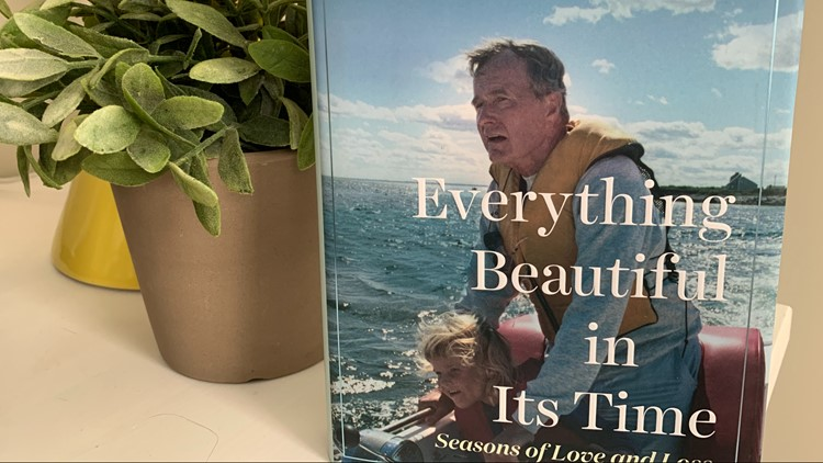 Jenna Bush Hager's newest book explores lessons from her grandparents