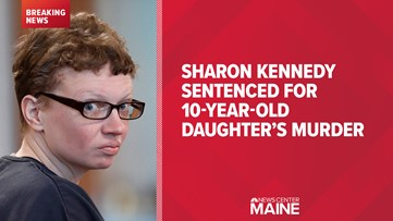 Sharon Kennedy sentenced to 48 years behind bars for 10-year-old daughter's murder