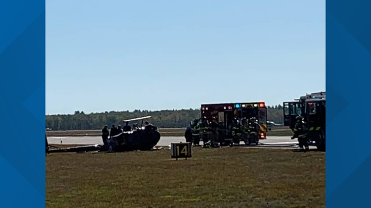 Sanford Airport Crash