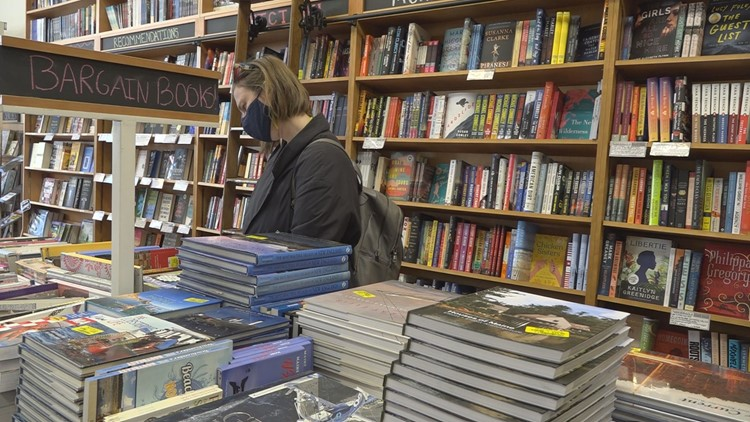 Maine's independent bookstores resilient during COVID pandemic