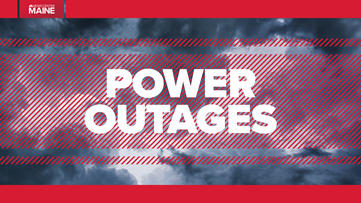 Thousands without power in Cumberland County
