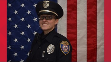 Westbrook Police Department promotes first female sergeant
