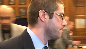 Close friend testifies John Williams confessed to killing Cpl. Cole