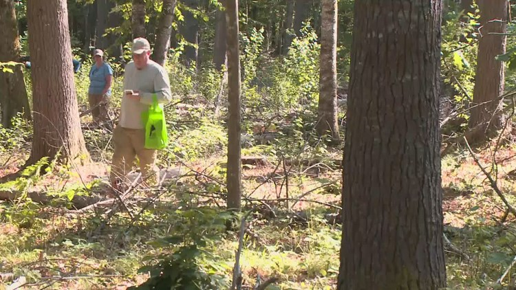Land owners volunteer as