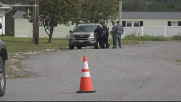 1 shot in Presque Isle; at-large gunman sought