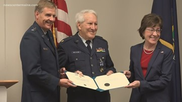 Veterans Day award 50-years later
