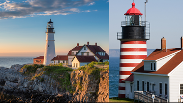 Rare look inside Maine's lighthouses this Saturday