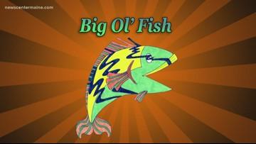 Big Ol' Fish 040719