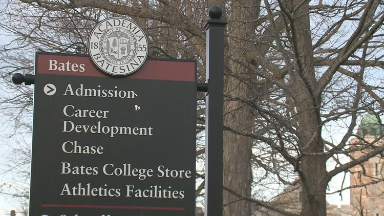 Bates extends student lockdown after reported parties trigger spike in COVID-19 quarantines