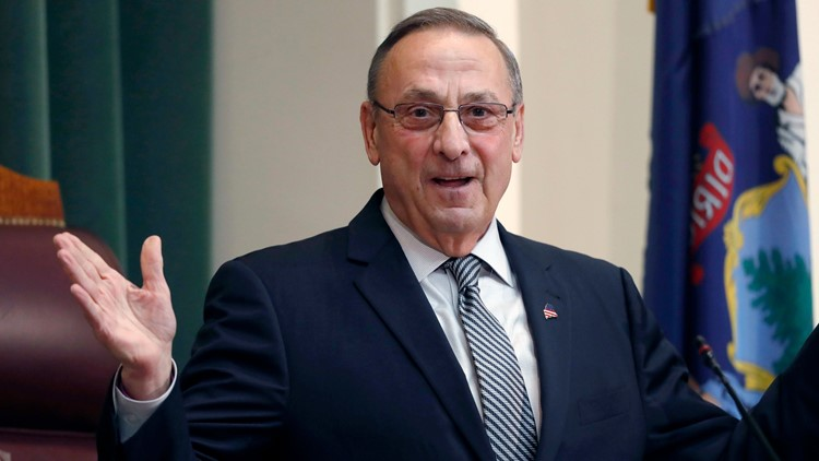 Signs suggest former Gov. Paul LePage could plan to run for reelection