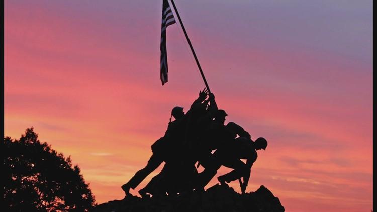 Maine World War II veteran remembers Iwo Jima and spreads joy through his singing