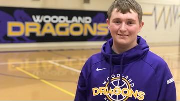 Varsity Club: Alex Morrison, Woodland High School