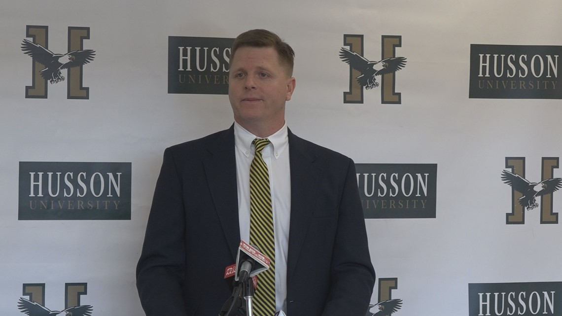 Husson names new head football coach
