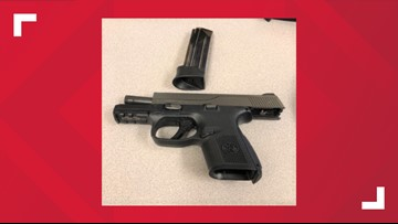 TSA catches loaded handgun at Portland Jetport security checkpoint