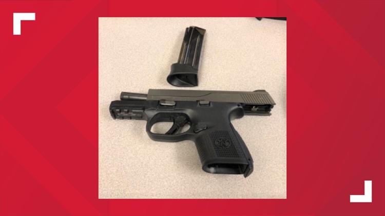 TSA catches loaded handgun at Portland Jetport security checkpoint