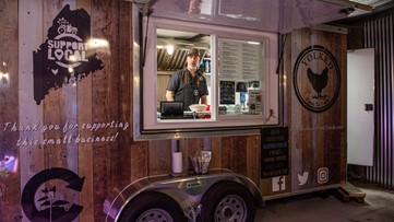 Farm-to-table in a food truck