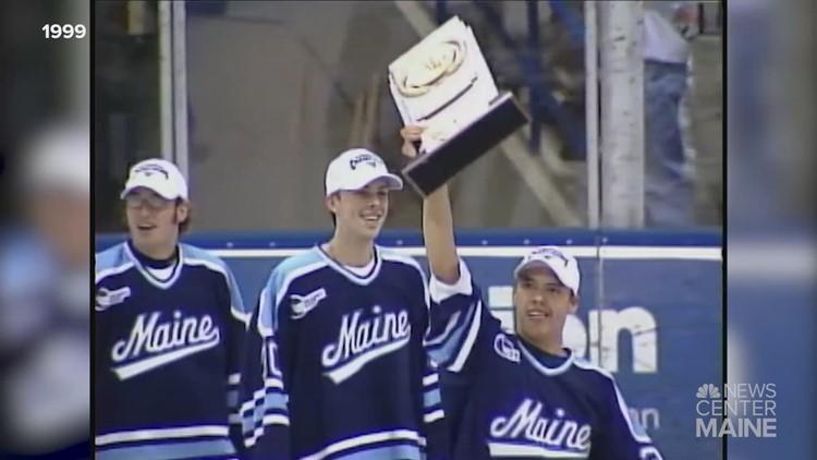 UMaine hockey won its 1999 national title 2 decades ago