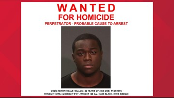 Man wanted for homicide in NYC is believed to be in Portland