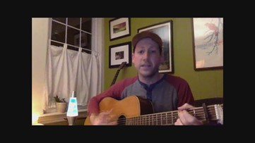 Pete Kilpatrick offers online concerts