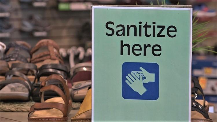 sanitize