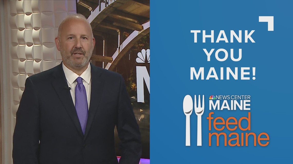 Thank you to those Mainers that donated to NCM's 2021 Feed Maine Telethon to help feed a fellow Mainer.