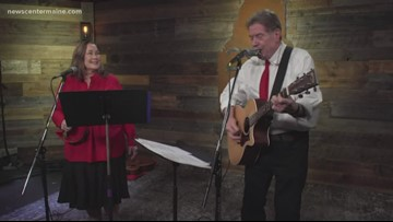 Maine Duo Performing for a good Cause