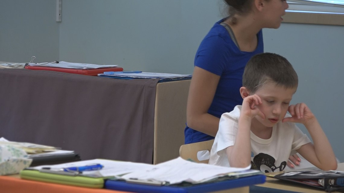 Summer more difficult for children with sensory processing disorders