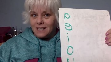 WATCH: Online learning leads to laughs at Maine teacher's expense