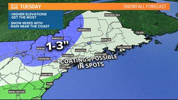 Record-Breaking Spring Snow Possible | Gutner Blog