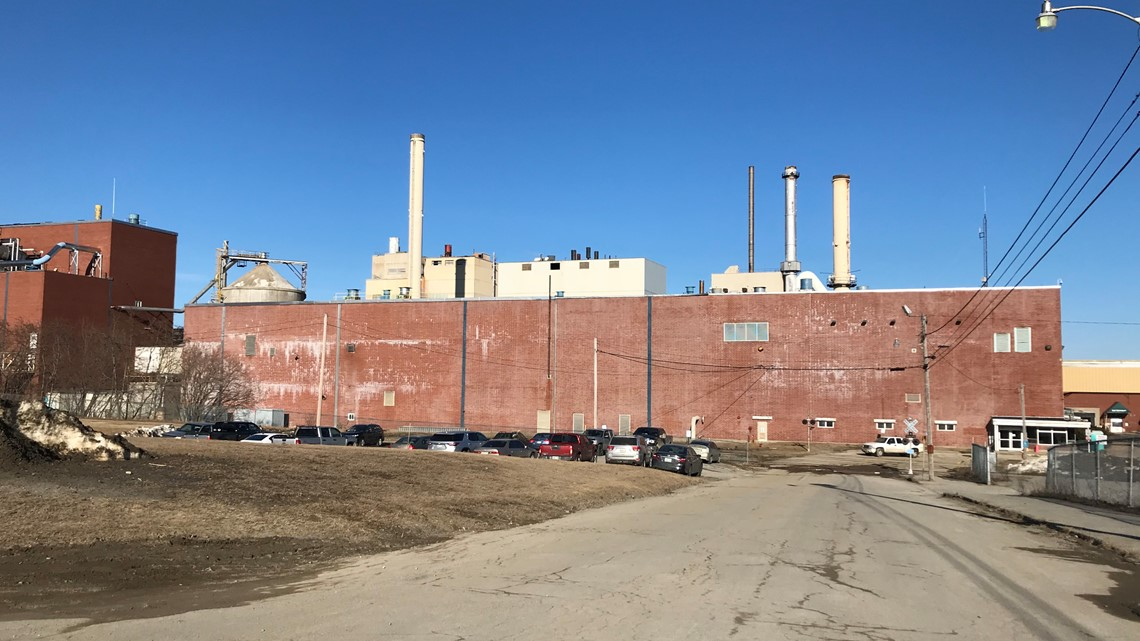 Old Town mill still on track for reopening | newscentermaine com