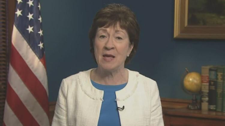 Susan Collins seeking 5th term
