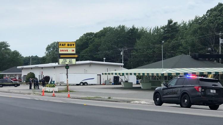 Bomb threat at Fat Boy in Brunswick