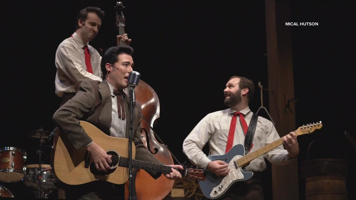 The musical story of Johnny Cash comes to the stage in Portland