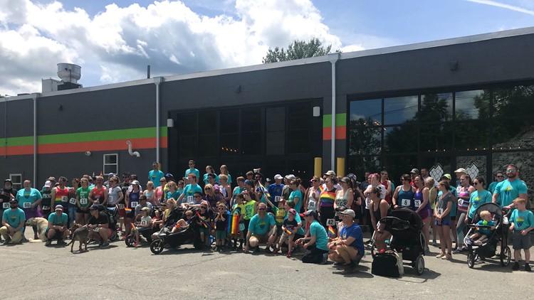 Pride week kicks off in Bangor on Sunday