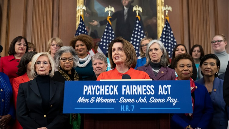 Golden, Pingree vote to pass equal pay bill through the House