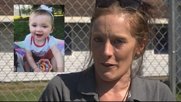 Exclusive: Bangor mom charged in connection to toddler's death maintains her innocence