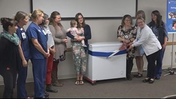 Breast milk depots open in Midcoast Maine