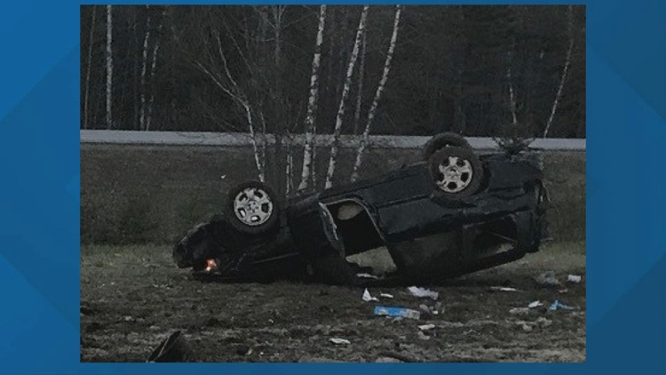 Fatal accident on I-95 in Howland | newscentermaine com