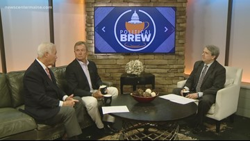 Political Brew: The presidential and senate races in Maine